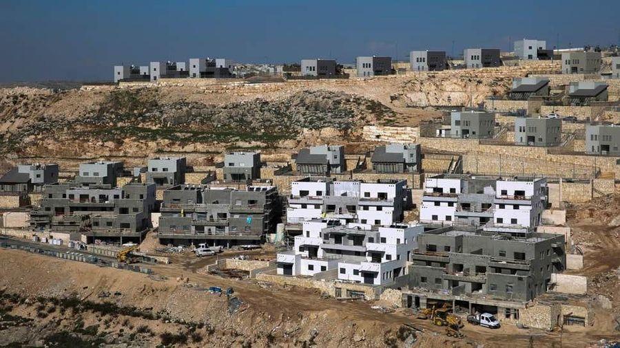 Anh hối thúc Israel dừng việc mở rộng các khu định cư