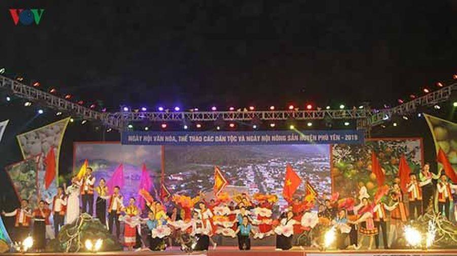 Khai mạc ngày hội văn hóa, thể thao các dân tộc tại Sơn La