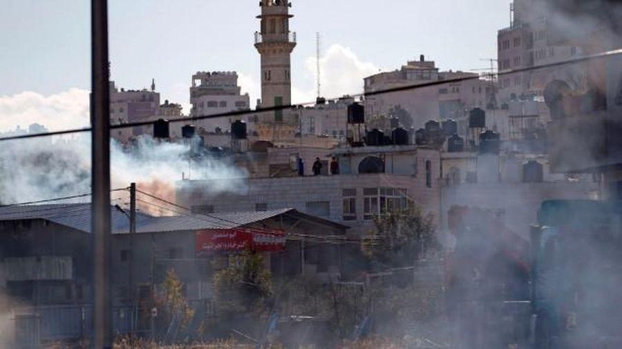 Người định cư Israel đốt phá tài sản của người Palestine ở Bờ Tây