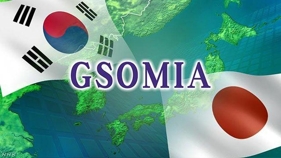 Mỹ vui mừng khi Hàn Quốc gia hạn Hiệp định chia sẻ thông tin tình báo