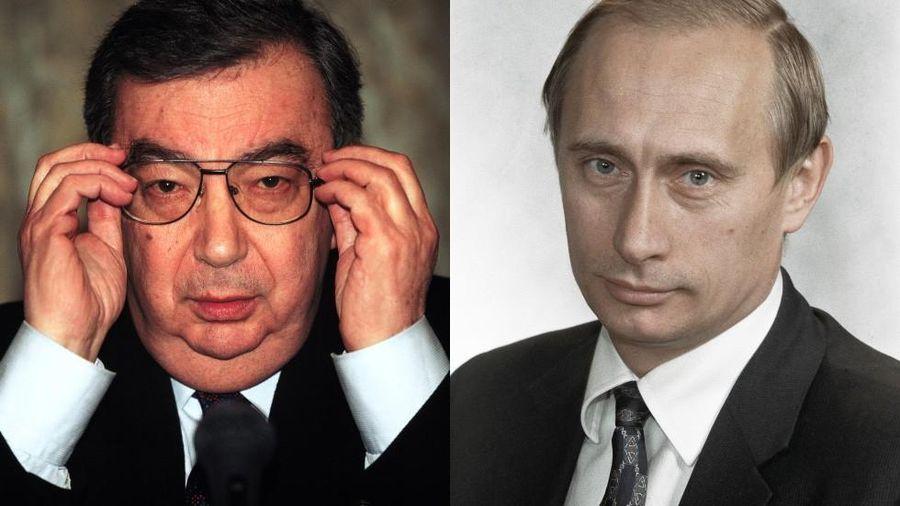 Putin từng suýt bị 'sa thải' năm 1998 trước khi trở thành Tổng thống