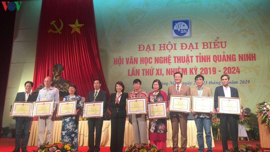 Đại hội đại biểu Hội Văn học Nghệ thuật tỉnh Quảng Ninh lần thứ XI