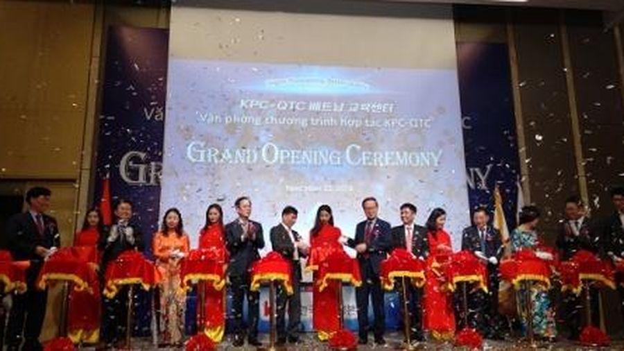 Ra mắt trung tâm giáo dục Hàn Quốc tại Việt Nam