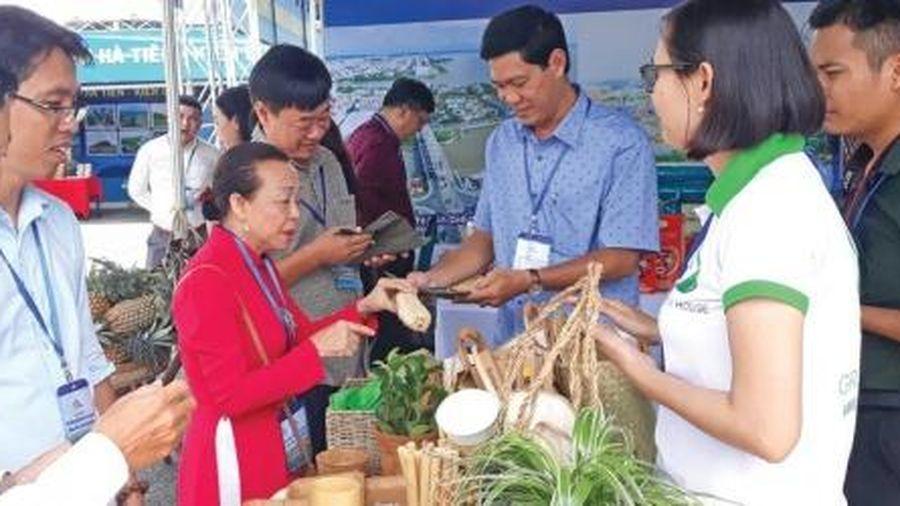 Kiên Giang đưa sản phẩm địa phương vươn xa
