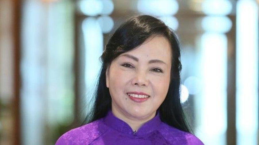 Bà Nguyễn Thị Kim Tiến nói về áp lực và thị phi khi ngồi 'ghế nóng'