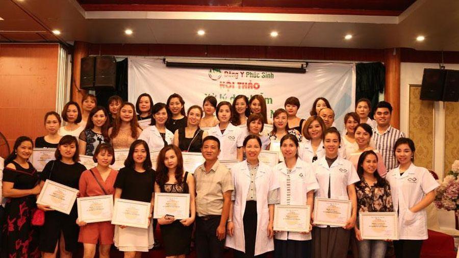 Thành công của Đông Y Phúc Sinh khẳng định 'tâm' và 'tầm' của chuyên gia mỹ phẩm Đinh Thị Ánh Tuyết