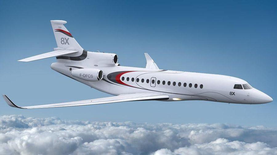 'Soi' hai mẫu máy bay riêng giá hàng chục triệu USD đại gia Việt vừa tậu