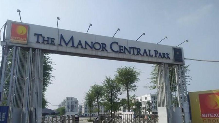 Vi phạm tại The Manor Central Park, vì sao Bộ Xây dựng không công bố?