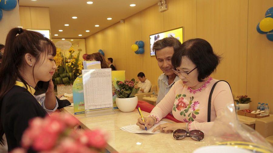Nam A Bank tiếp tục được mở thêm 4 chi nhánh