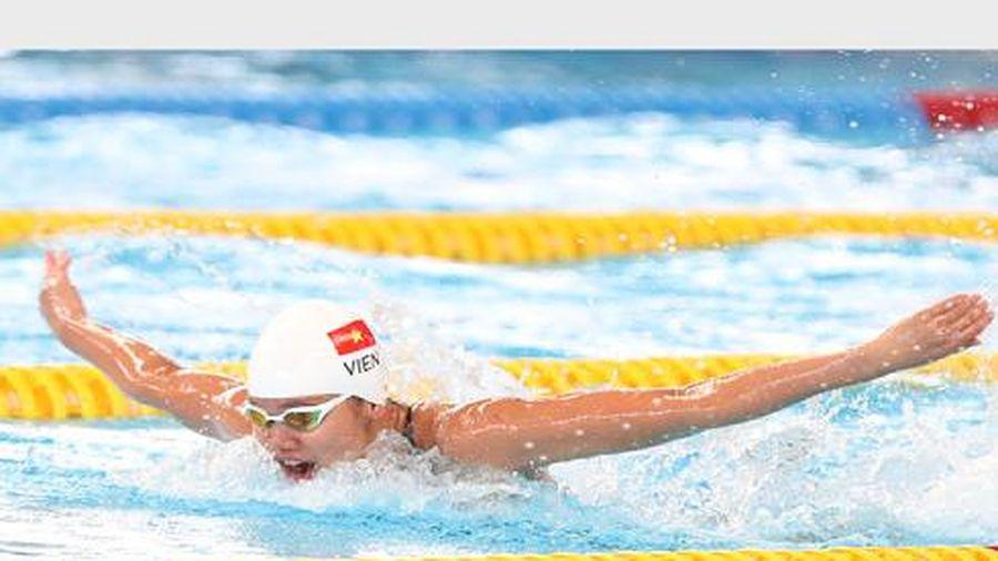Các gương mặt vàng của đoàn thể thao Việt Nam ở SEA Games 30