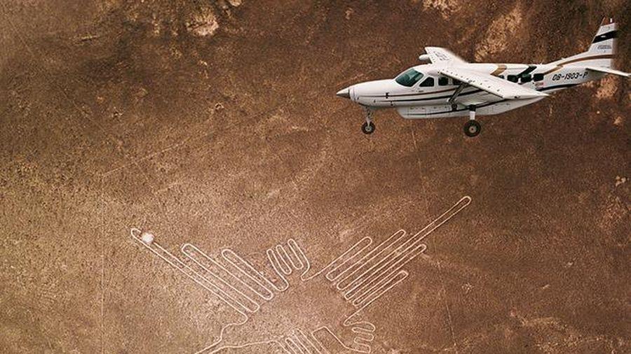 Hơn 140 hình vẽ bí ẩn trên cát ở Peru gửi thông điệp gì của người xưa?