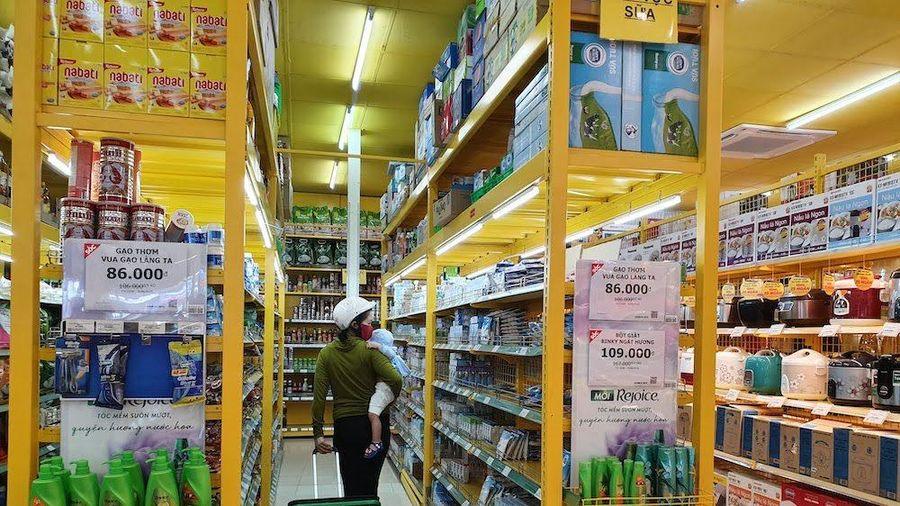 Bách hóa Xanh đặt mục tiêu 1.000 cửa hàng, phủ sóng toàn miền Nam