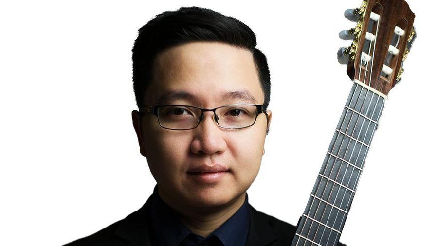 Nhạc sĩ Đặng Trường Giang: Quan trọng là sự phát triển cân bằng và bền vững