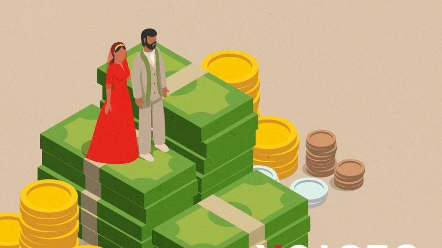 Đám cưới xa hoa của đại gia Ấn Độ và tiếng thở dài từ xã hội