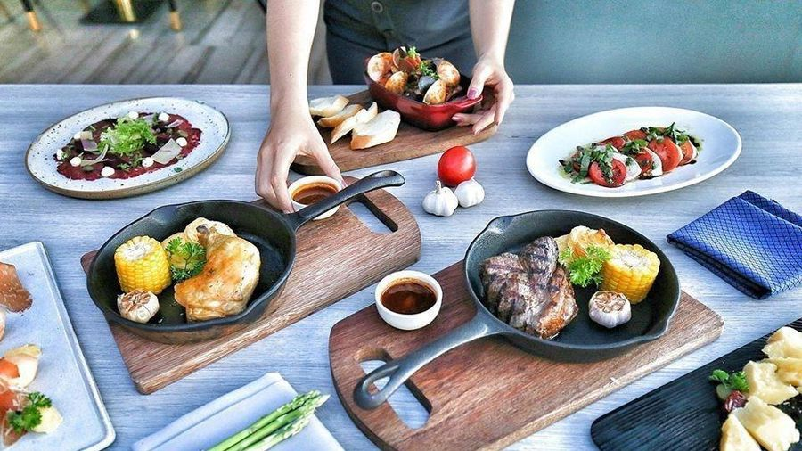 Nếm trọn ẩm thực các nước tại Đà Nẵng