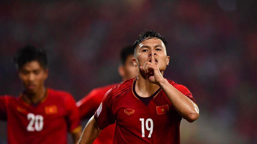 Quang Hải thuộc top cầu thủ đáng xem tại SEA Games