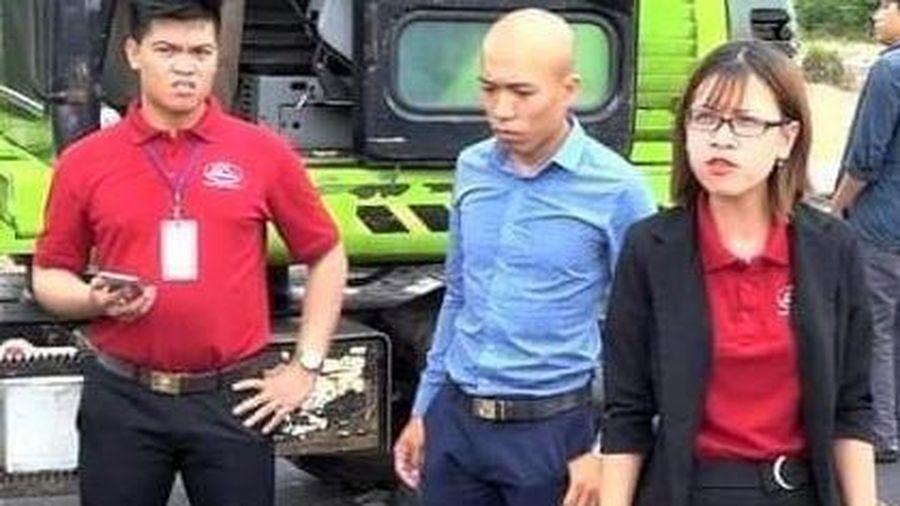 4 nhân viên Alibaba phá xe đoàn cưỡng chế sắp hầu tòa