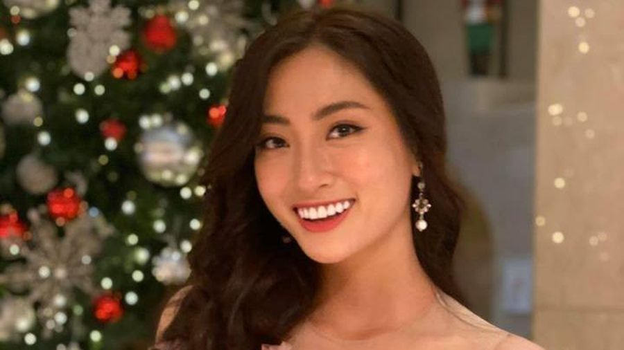 Hình ảnh đầu tiên của Lương Thùy Linh tại Hoa hậu Thế giới 2019