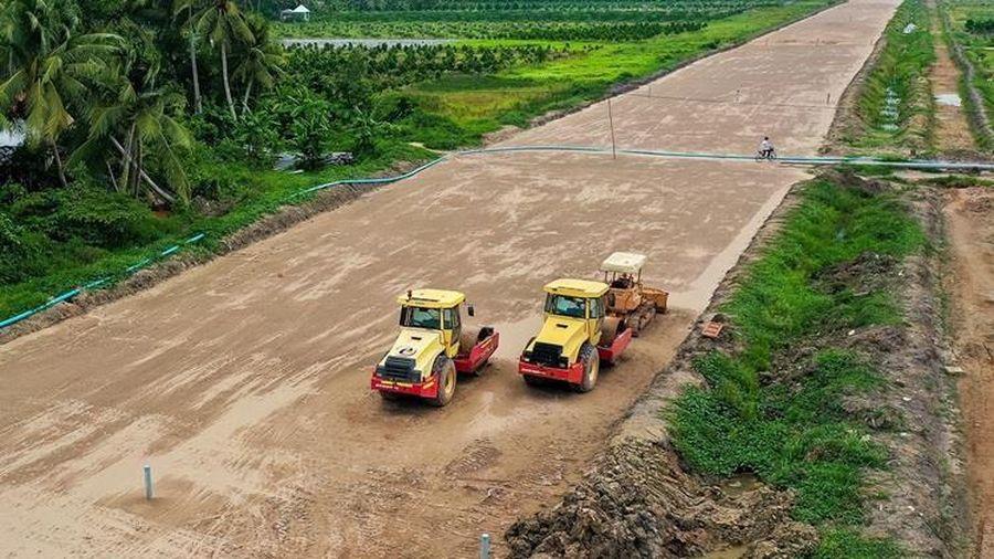 Mức phí cao tốc Trung Lương - Mỹ Thuận 2.100-8.400 đồng mỗi km