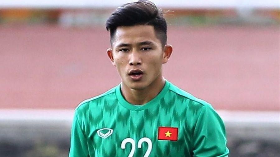 HLV Park chọn thủ môn dự phòng cho U22 Việt Nam