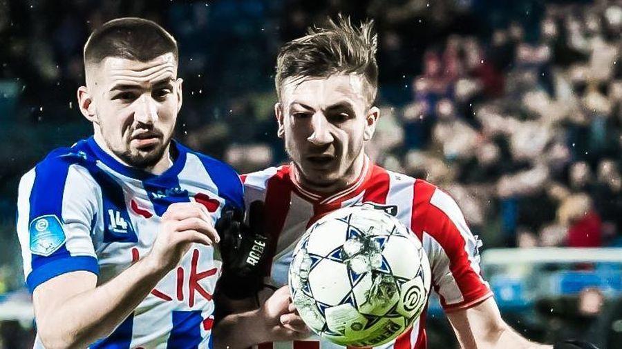 Highlights Heerenveen thua 1-2 trước PSV