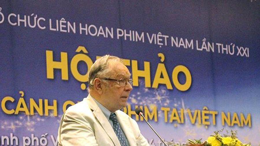 Chắp cánh cho điện ảnh Việt bắt đầu từ bối cảnh quay phim