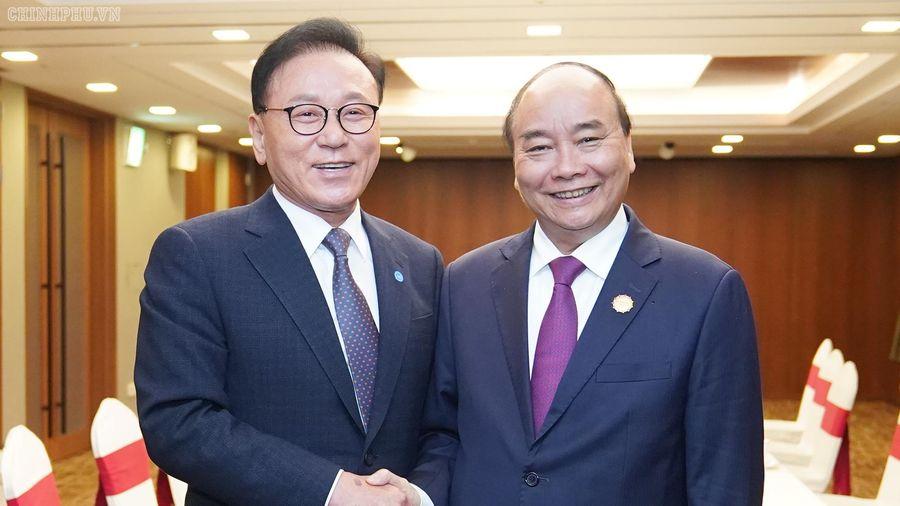 Điều kiện thuận lợi cho doanh nghiệp Hàn Quốc đẩy mạnh hoạt động tại Việt Nam