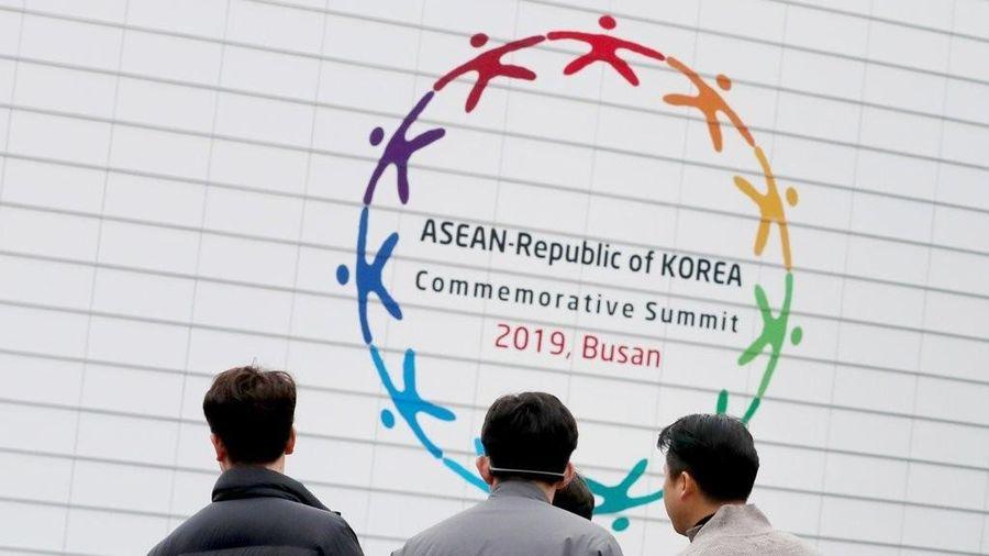 Trao đổi thương mại ASEAN – Hàn Quốc tăng gấp 20 lần trong 30 năm