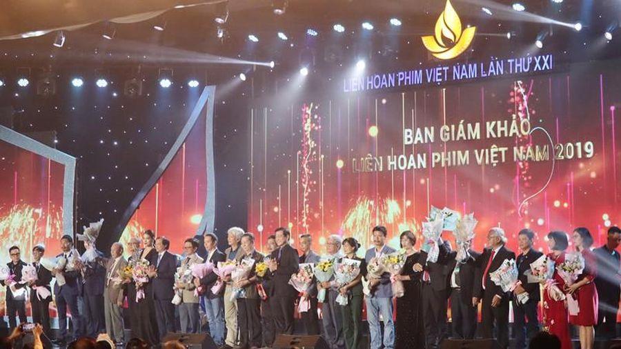 Khai mạc Liên hoan phim Việt Nam lần thứ 21