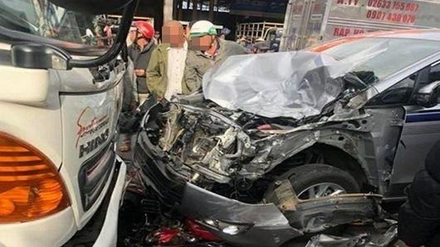 Đà Lạt: Thiếu tá quân đội gây tai nạn khiến cô gái 18 tuổi tử vong