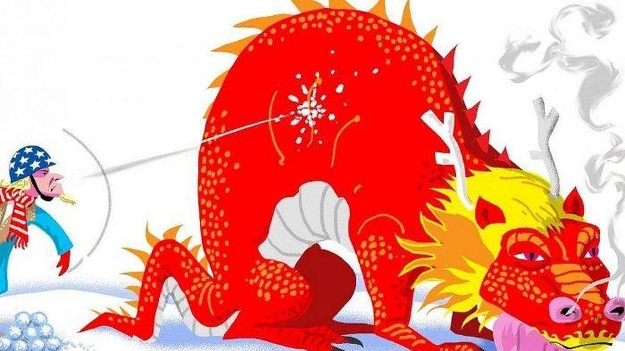 Mỹ và Trung Quốc đang bên bờ vực Chiến tranh Lạnh