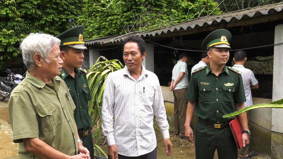 Người đảng viên gương mẫu ở thôn Tân Tiến
