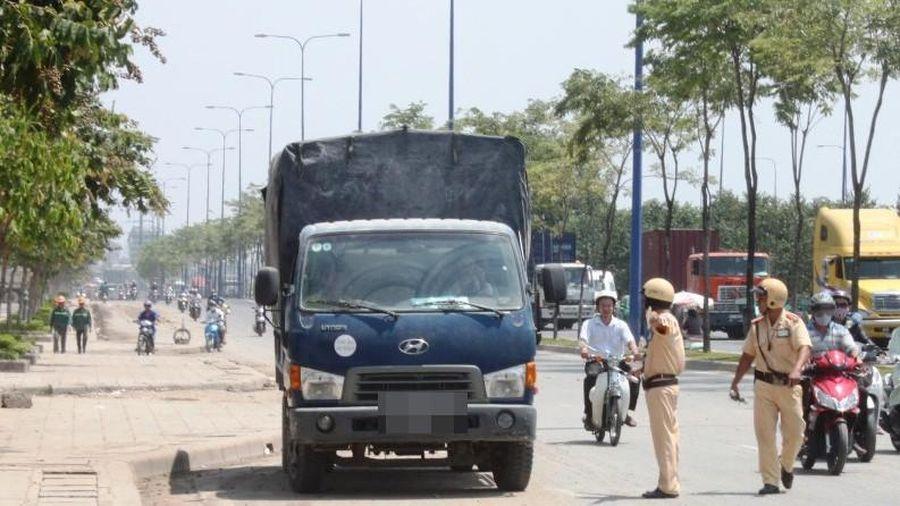 Đội trưởng CSGT Đồng Nai lên tiếng khi bị cấp dưới tố 'can thiệp xe vi phạm'