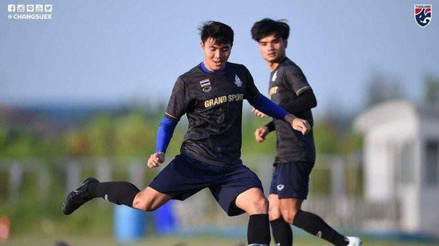 Trước thềm SEA Games 30, HLV Thái Lan nhận tin vui