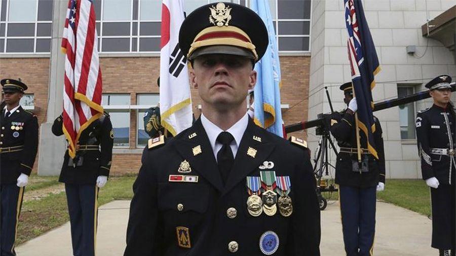 Những lính Mỹ tự sát ở Hàn Quốc