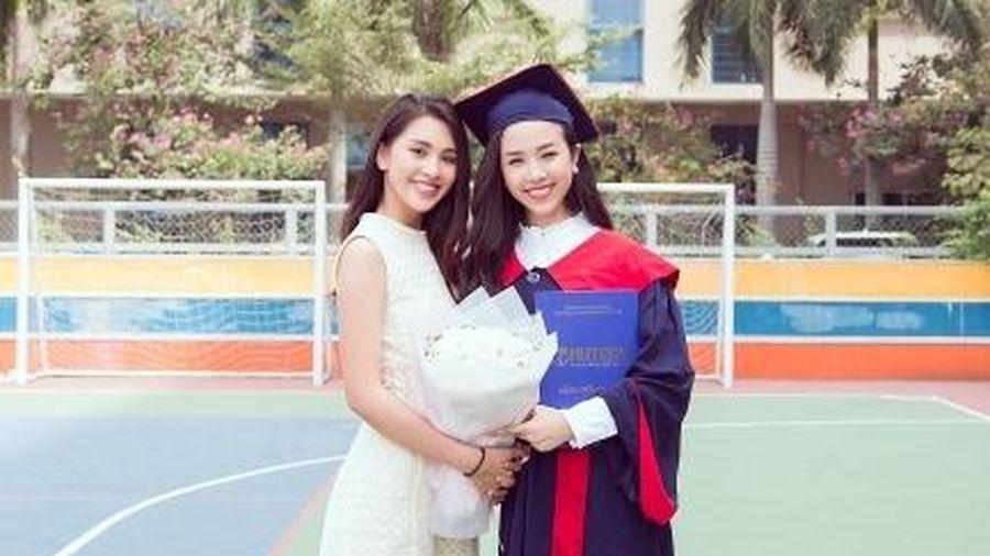 Á hậu Thúy An tốt nghiệp cử nhân trước thềm Miss Intercontinental