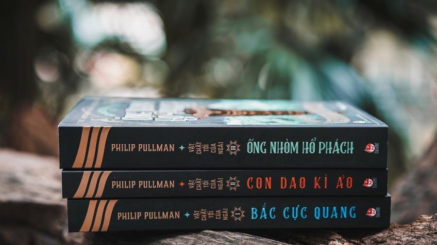 Bộ sách thú vị về dòng văn học kỳ ảo
