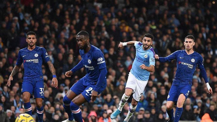 Vòng 13 Ngoại hạng Anh: Man City là đội chủ nhà duy nhất giành được 3 điểm