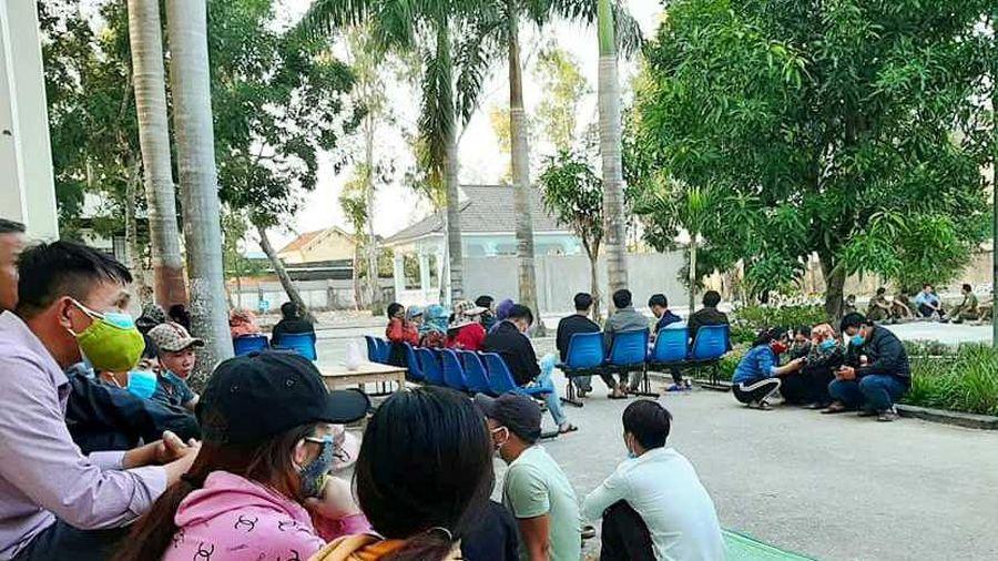 Công an vào cuộc vụ mẹ con sản phụ tử vong bất thường ở Nghệ An