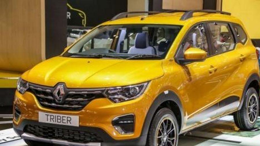Renault ra mắt mẫu MPV 7 chỗ Triber 2019 giá siêu rẻ chỉ từ 218 triệu đồng