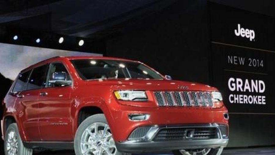 Gần 700.000 xe Fiat Chrysler sẽ bị triệu hồi do lỗi kết nối điện