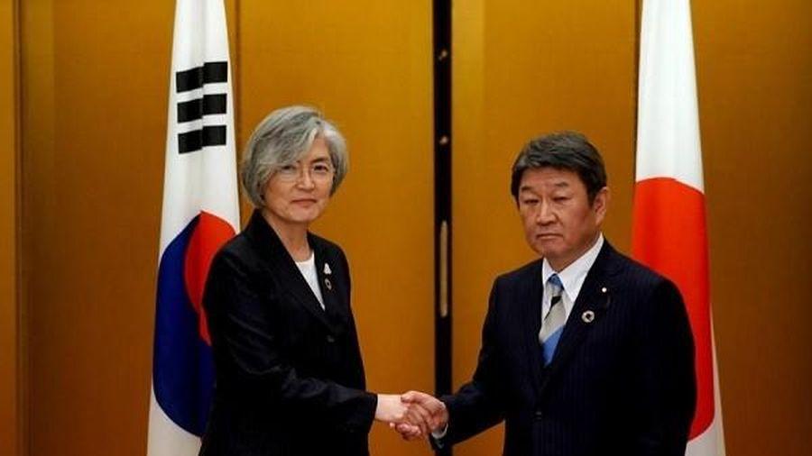 Nhật - Hàn có hy vọng cải thiện quan hệ