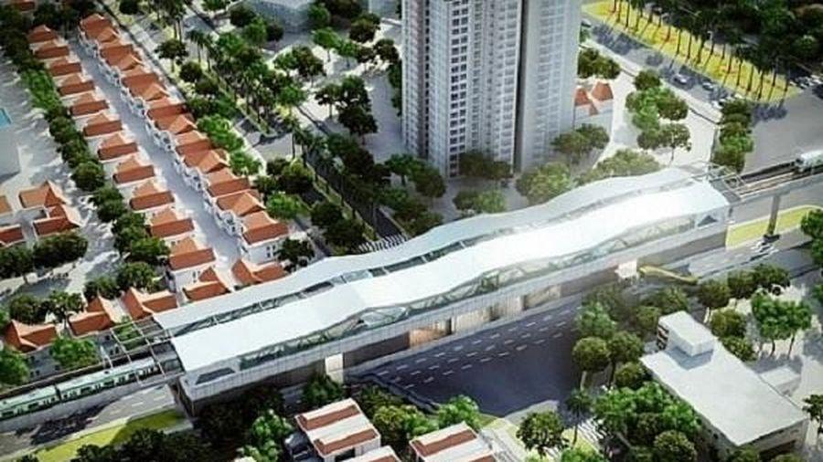Đường sắt Nam Thăng Long - Trần Hưng Đạo 'đội' vốn khủng