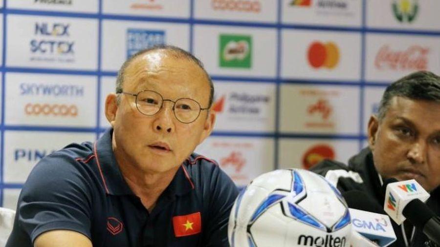 Để săn vàng SEA Games, HLV Park Hang-seo phải tính toán thông minh