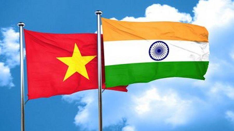 Đoàn đại biểu Quân sự cấp cao QĐND Việt Nam thăm chính thức Ấn Độ