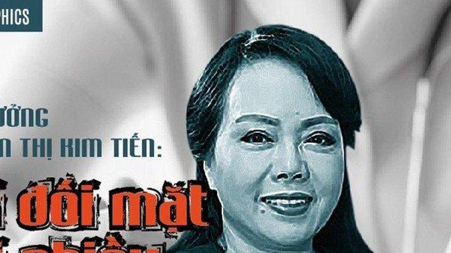 8 năm làm Bộ trưởng và phát ngôn dậy sóng của bà Nguyễn Thị Kim Tiến