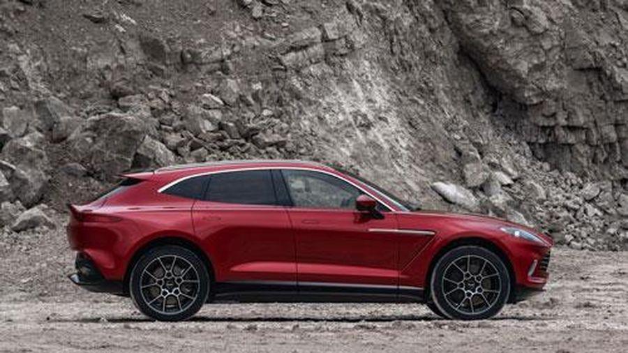 Chi tiết siêu SUV đầu tiên của Aston Martin: Công suất 542 mã lực, giá gần 5 tỷ