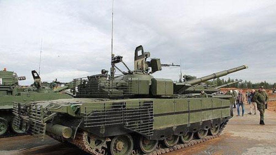 Nga nâng cấp 'xe tăng bay' T-80 BVM, sẵn sàng chiến đấu bảo vệ Bắc Cực