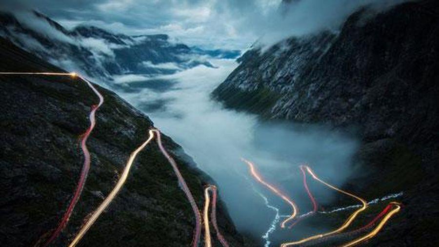 Ấn tượng cảnh tượng thiên nhiên đẹp ngoạn mục