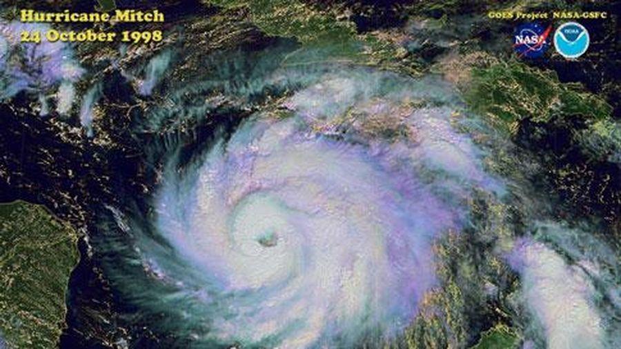 Điểm những cơn bão khổng lồ khiến con người run sợ